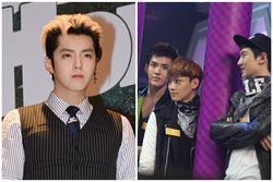 EXO 'ngồi không cũng dính đạn' chỉ vì scandal Ngô Diệc Phàm