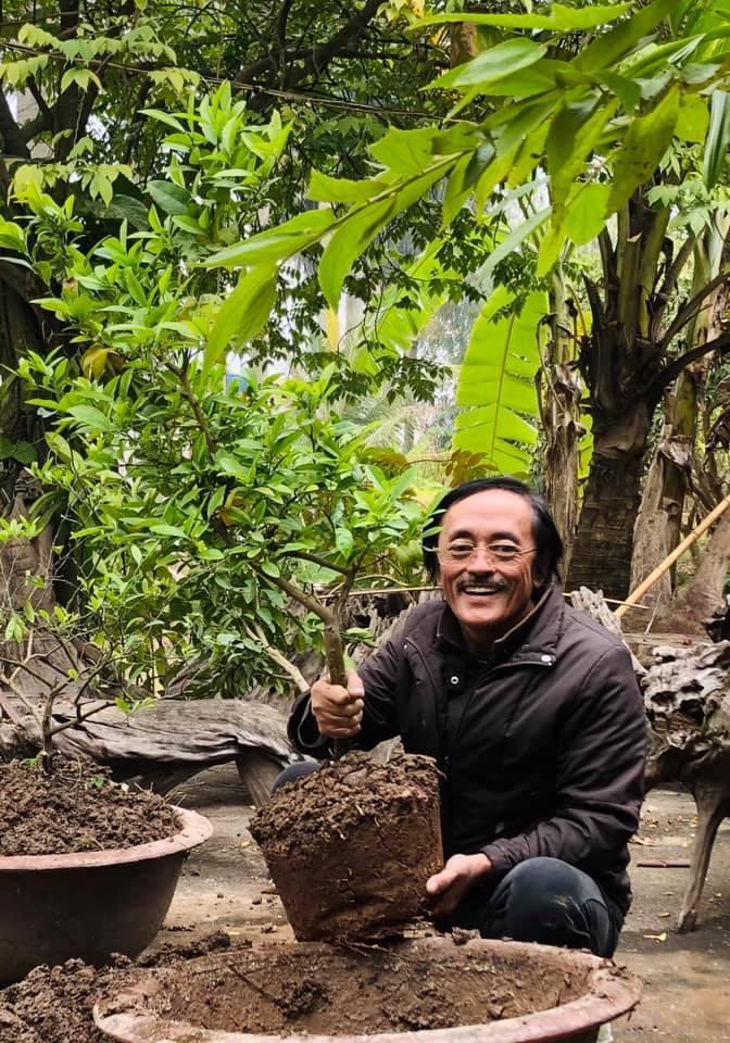 Hình ảnh cuối đời của nghệ sĩ Giang Còi: Ngưỡng mộ sự lạc quan
