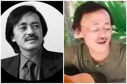 Khoảnh khắc nghệ sĩ Giang Còi đàn guitar và hát bài 'ruột' xem mà xót xa