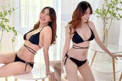 Nôn khoe body 1 tháng sau sinh, Quế Vân bị soi photoshop quá đà