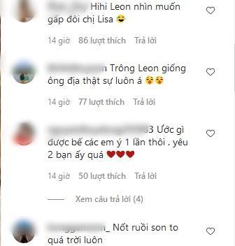Leon nhà Hà Hồ mặc áo trễ nải: Lần đầu lộ nốt ruồi son hay u máu?-8