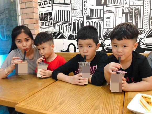 MC Hoàng Linh dành tình cảm ra sao với con riêng của chồng?-4