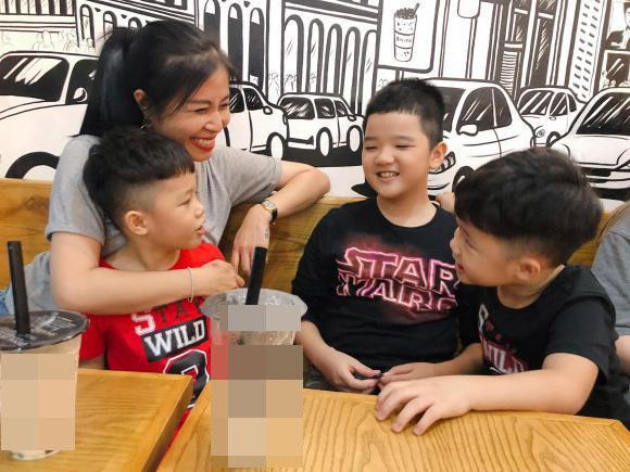 MC Hoàng Linh dành tình cảm ra sao với con riêng của chồng?-5