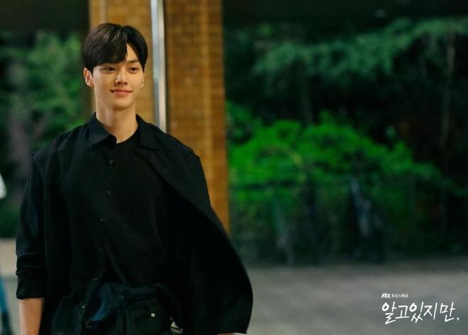 Song Kang Nevertheless vào vai trai hư nhưng lên đồ chuẩn thư sinh-1