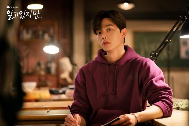Song Kang Nevertheless vào vai trai hư nhưng lên đồ chuẩn thư sinh-2