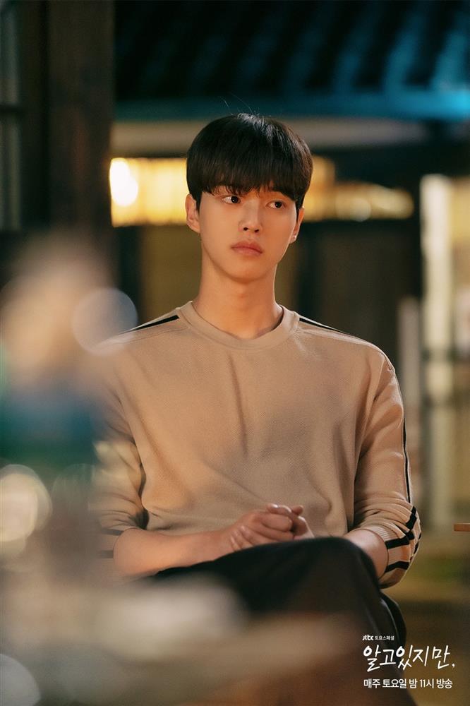 Song Kang Nevertheless vào vai trai hư nhưng lên đồ chuẩn thư sinh-3