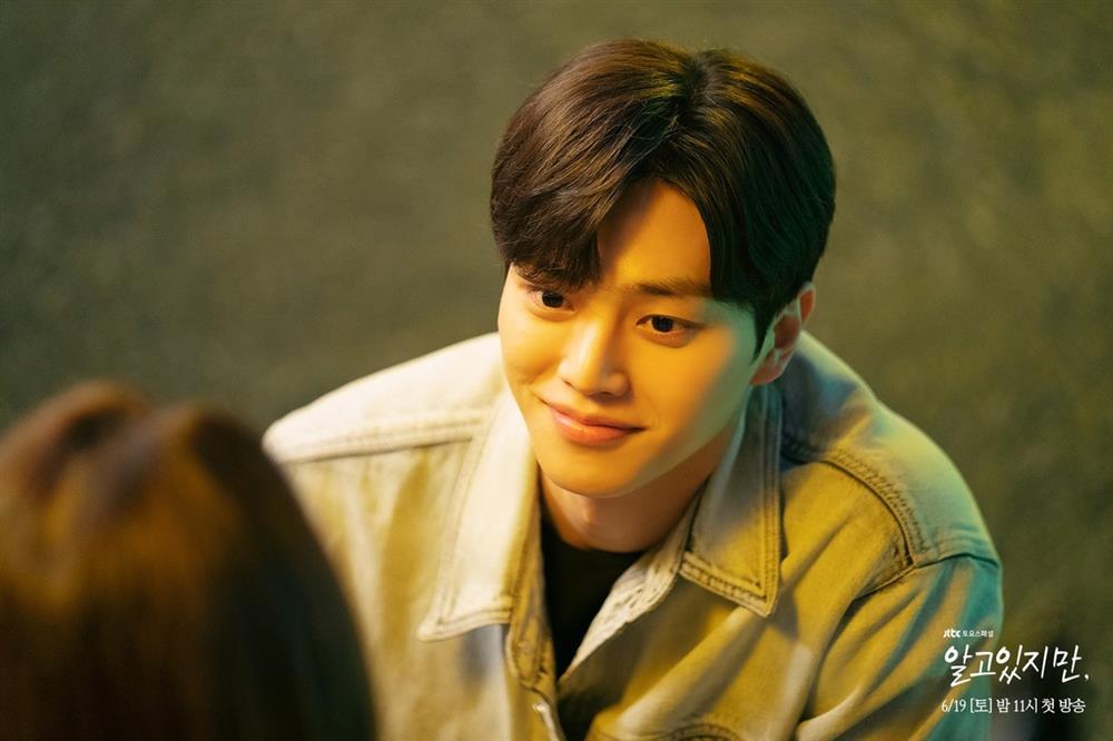 Song Kang Nevertheless vào vai trai hư nhưng lên đồ chuẩn thư sinh-5