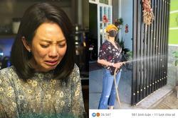 Thu Trang đăng ảnh tưới cây, vì sao 'ăn' gần 7.000 phẫn nộ?
