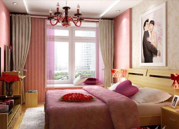 Bí kíp vàng phong thủy phòng ngủ giúp vợ chồng giữ lửa hôn nhân-1