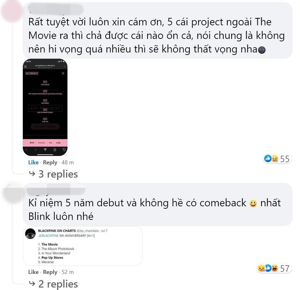 BLINKS thành chúa hề khi bị bào tiền cho dự án kỷ niệm debut của BLACKPINK-10