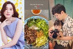 Hoa hậu Đặng Thu Thảo khoe bữa ăn mùa dịch