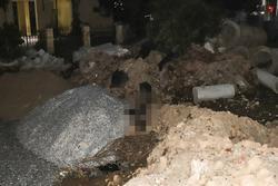 Hà Nội: Công bố đặc điểm người phụ nữ tử vong tại bãi đất trống