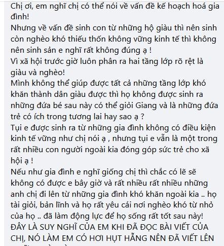 Tình chuyển giới của Miko Lan Trinh bị ném đá bài đăng sinh sản-6