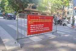 Đề xuất Hà Nội giãn cách thêm 1 - 2 tuần để sàng lọc F0 cộng đồng