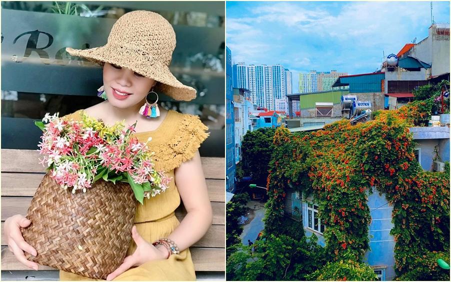 An yên giữa phồn hoa với lâu đài phủ hương của nữ thiết kế thời trang-1