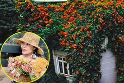 An yên giữa phồn hoa với 'lâu đài phủ hương' của nữ thiết kế thời trang