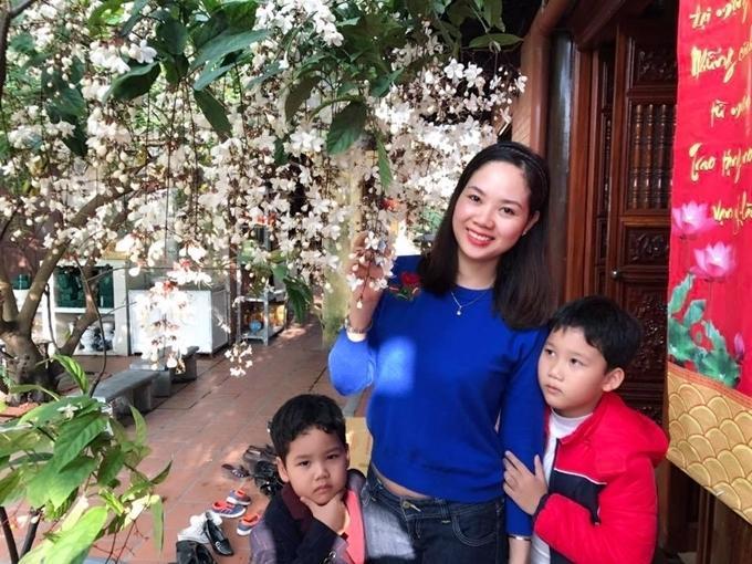 Hôn nhân êm ấm của hoa hậu Mai Phương-2