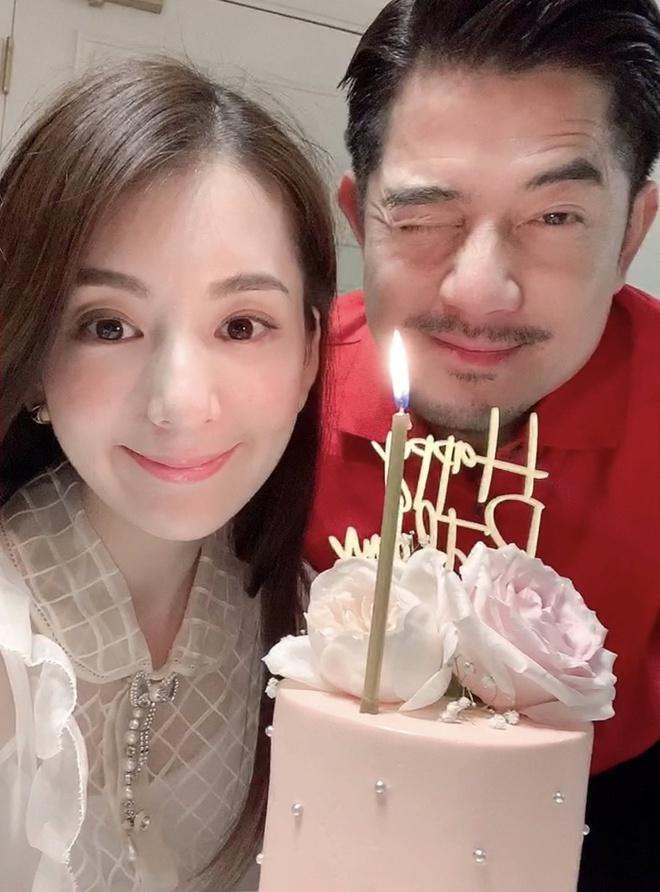 Quách Phú Thành và vợ sau sóng gió hôn nhân-1