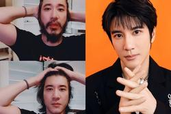 Vương Lực Hoành kiếm 180.000 USD sau 1 tiếng livestream cạo râu
