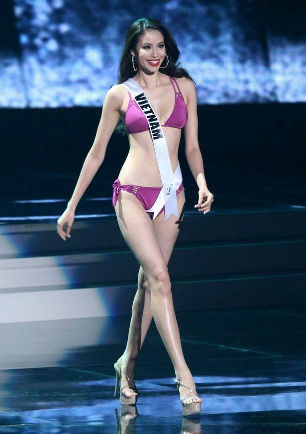 BXH Miss Universe 2015 bị đào mộ, Phạm Hương sai quá sai-4
