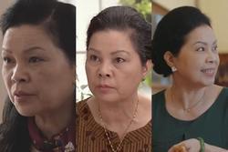 Chân dung mẹ chồng đáng sợ mới trong phim Việt gần đây