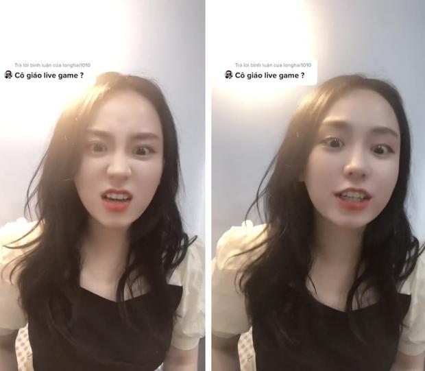 TikToker chỉ trích cô giáo Minh Thu dữ dội vụ livestream chơi game với học sinh-1