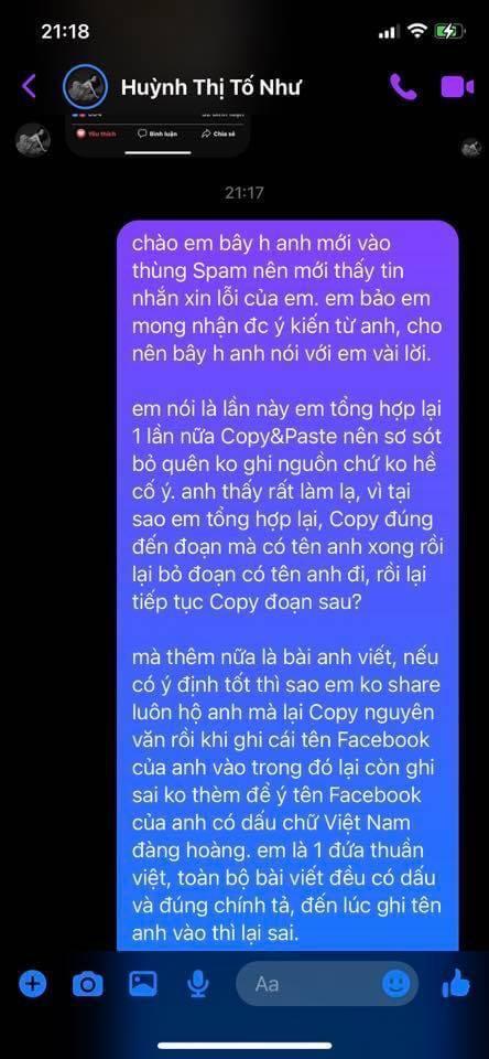 Hot girl Tố Như bị tố cày tiền trên chất xám gymer Duy Quang-6