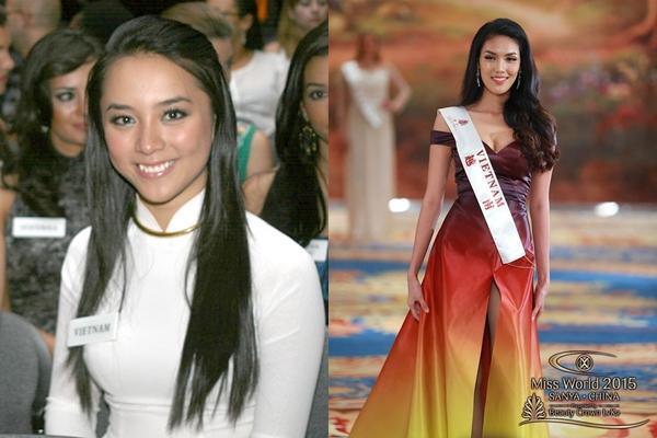 Hóa ra Nguyễn Thị Huyền lọt top 15 Miss World không nhờ giám khảo-5