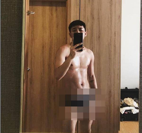 Hoàng Ku tung ảnh nude 100% khiến netizen đứng ngồi không yên-6
