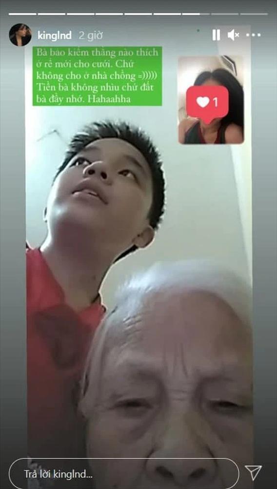 Linh Ngọc Đàm tiết lộ tiêu chuẩn chọn chồng do bà nội tư vấn-2