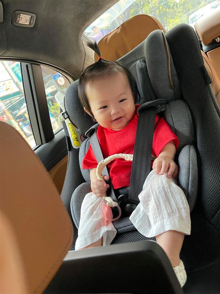 Đàm Thu Trang công khai hành trình khôn lớn của Suchin-6