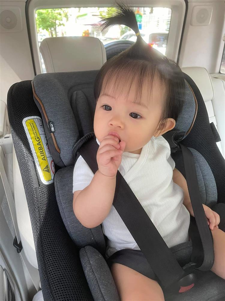 Đàm Thu Trang công khai hành trình khôn lớn của Suchin-11