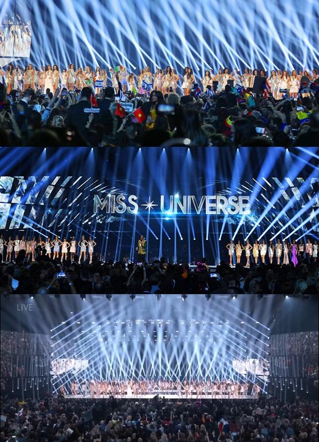 Sân khấu Miss Universe các năm: HHen Niê quá may khi thi 2018-10