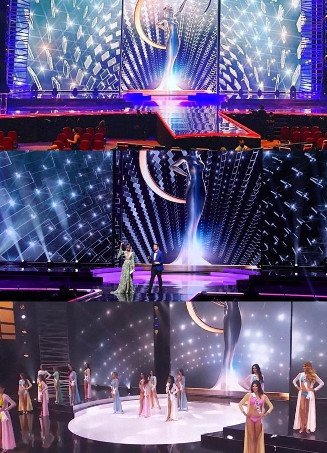 Sân khấu Miss Universe các năm: HHen Niê quá may khi thi 2018-11
