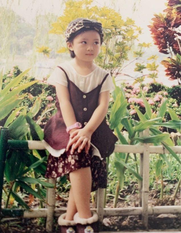 Cuộc sống kín tiếng ở trời Tây của con gái Hoa hậu Giáng My-4
