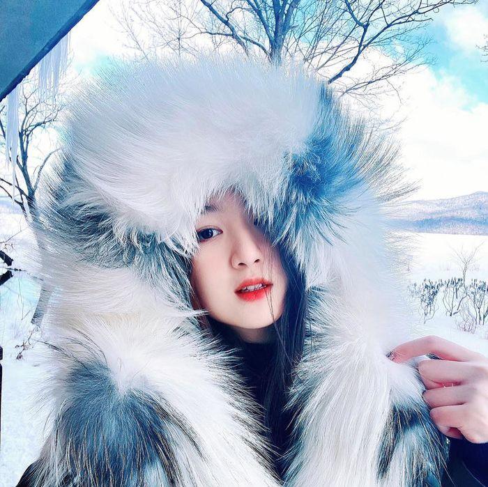 Cuộc sống kín tiếng ở trời Tây của con gái Hoa hậu Giáng My-6