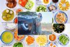 9 mâm cơm ngày giãn cách, bữa nào cũng 4-6 món siêu bổ dưỡng