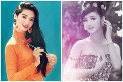 Vẻ đẹp 'sắc nước hương trời' của dàn hoa hậu Việt thập niên 90