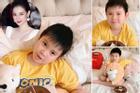Cuộc sống con trai 9 tuổi của MC Quỳnh Chi khi ở Mỹ cùng bố