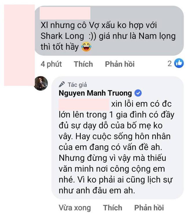Phương Oanh cũng chào thua vợ Mạnh Trường về độ táo bạo-1