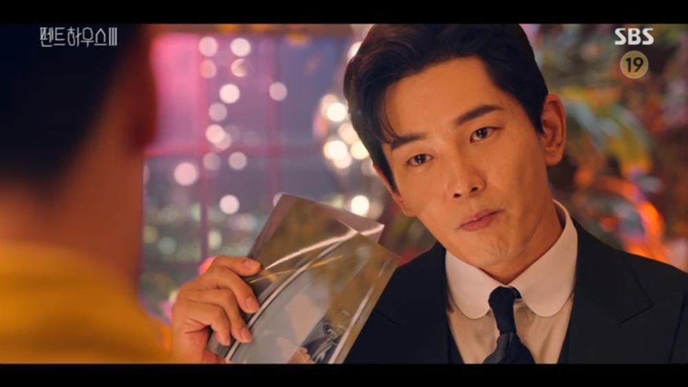 Penthouse 3 tập 10: Dượng Tê đi trại, Eun Byul giúp mẹ mất trí-7