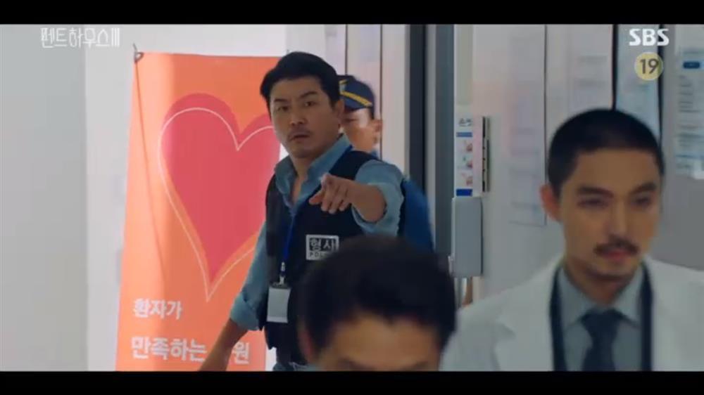 Penthouse 3 tập 10: Dượng Tê đi trại, Eun Byul giúp mẹ mất trí-8
