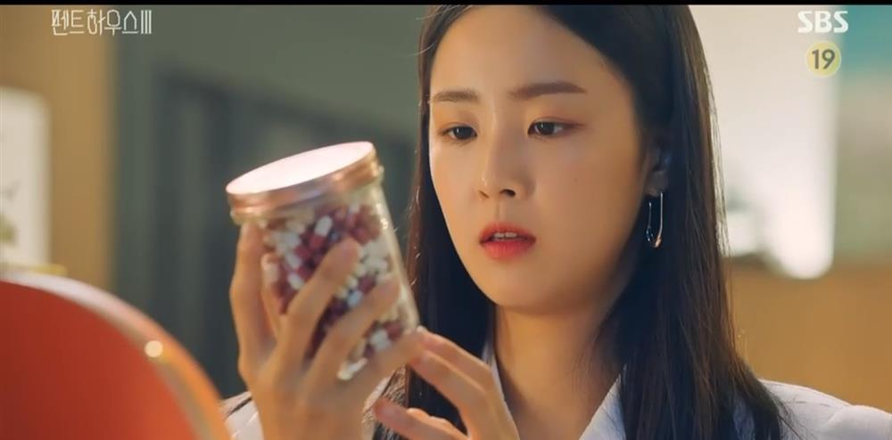 Penthouse 3 tập 10: Dượng Tê đi trại, Eun Byul giúp mẹ mất trí-14