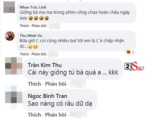 Cả Vbiz chơi app đều đẹp, chỉ Dương Khắc Linh bị chê giống tú bà-11