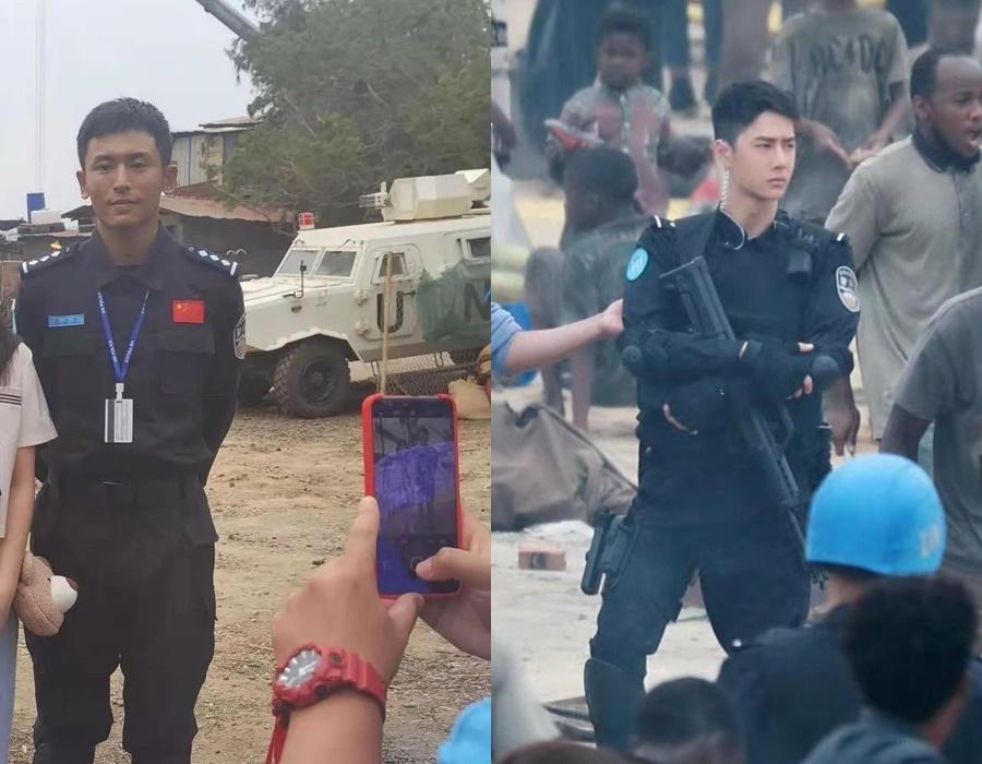 Trương Triết Hạn chính thức bay màu khỏi dự án phim có Vương Nhất Bác-1