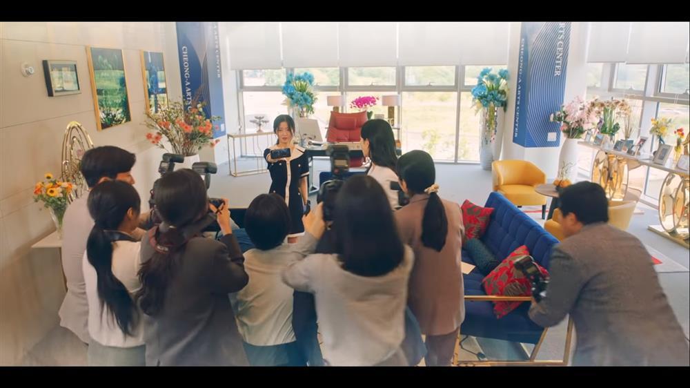 Penthouse 3 tập 11: Ác nữ Seo Jin hóa điên khi vừa con gái lẫn kẻ thù hãm hại-4
