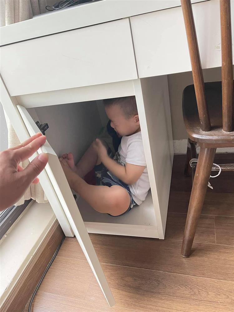 BTV Quang Minh hốt hoảng khi con trai đột nhiên mất tích-2