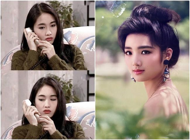 Giáng My thắng hay thua khi đọ sắc đệ nhất mỹ nhân TVB?-7