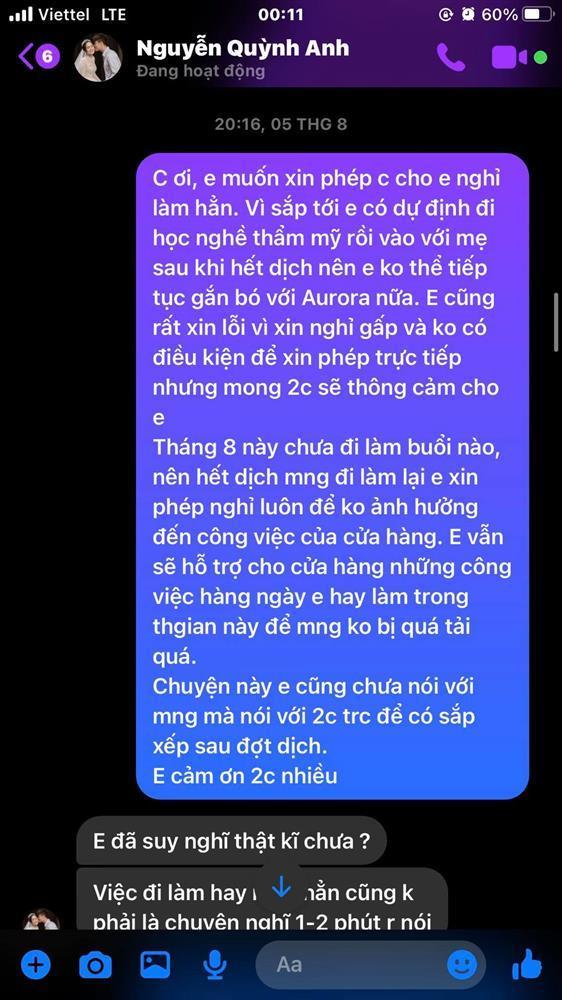 Bà xã Đỗ Duy Mạnh bị tố quỵt lương nhân viên giữa lúc khó khăn-2