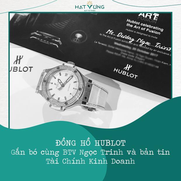 Hương Giang xuất hiện sau 5 tháng mất dạng, đấu giá đồng hồ 1 tỷ-4
